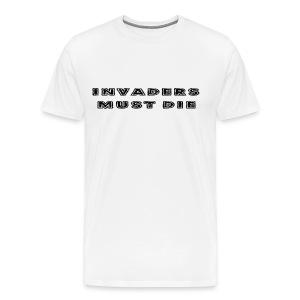 Prodigy Lyrics T-Shirt - Men's Premium T-Shirt