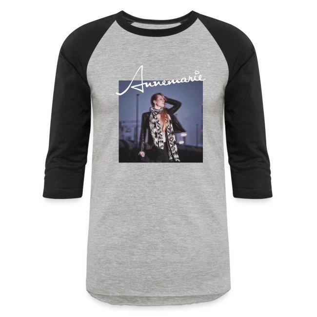 3cb1d71f Annemarie Merch | Out of the blue Mens Tee - Baseball T-Shirt