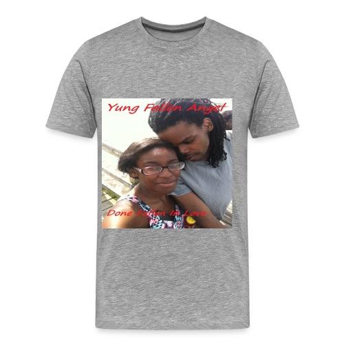 Don Fallen In Love Fan Shirt - Men's Premium T-Shirt