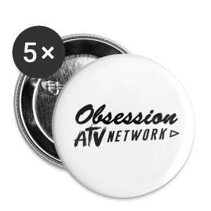 Obsession Partnership Pin - Small Buttons