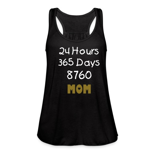 8760 Mom Tank - Women's Flowy Tank Top by Bella