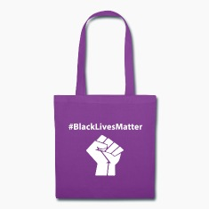 BlackLivesMatter - W lrg Bags & backpacks