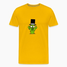 mr sir gentlemen child man young monokel cylindric T-Shirts