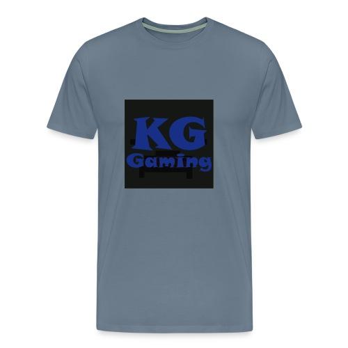 KG Gaming Men's T-Shirt - Men's Premium T-Shirt