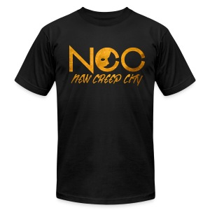 NCC ELITE Half Face - Men's Fine Jersey T-Shirt