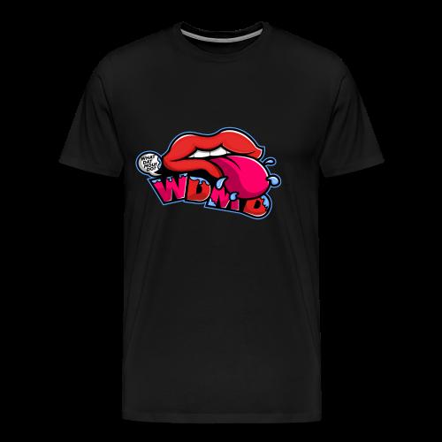 WDMD T-Shirt- Male - Men's Premium T-Shirt