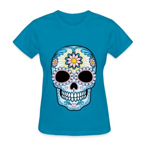 SUGAR SKULL VALUE T-SHIRTS - women - Women's T-Shirt