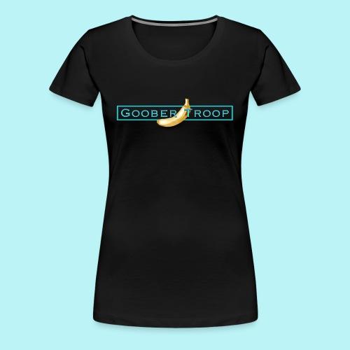 Goober Troop OP - Women's Premium T-Shirt
