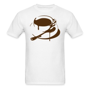 Bearded Giant Apparel - Coffee Cup Tee - Men's T-Shirt
