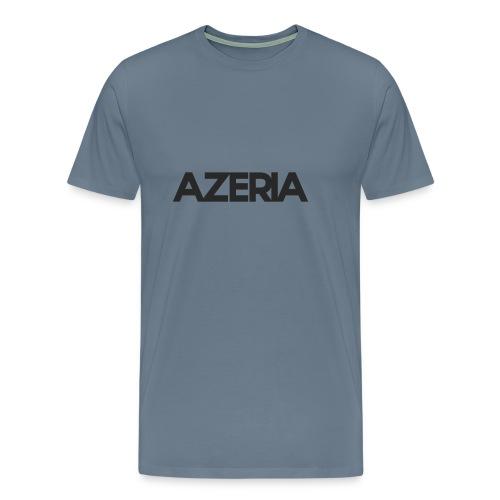 Azeria 'PLAIN' TSHIRT - Men's Premium T-Shirt