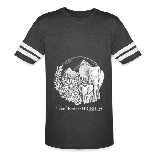 WOMANS SPORTS TEE - Vintage Sport T-Shirt