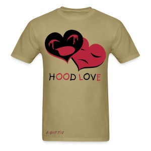 Hood Love - Men's T-Shirt