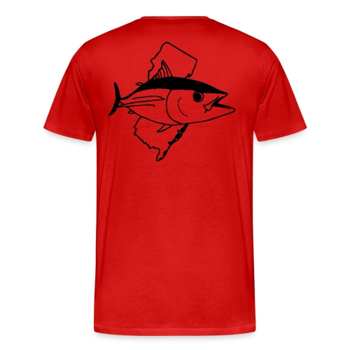 NJ Tuna T-Shirt - Men's Premium T-Shirt
