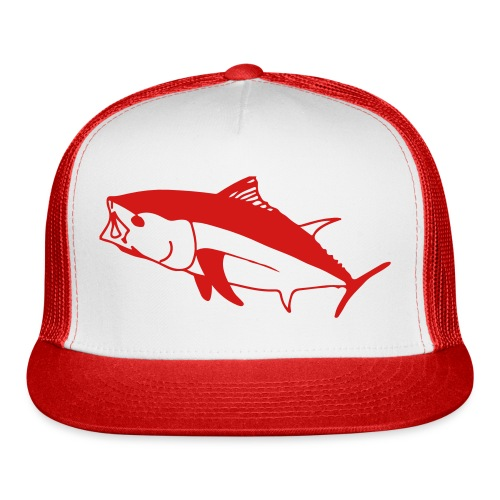 Bluefin Hat - Trucker Cap
