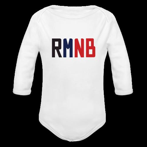 RMNB Baby Onesie - Long Sleeve Baby Bodysuit