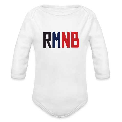 RMNB Baby Onesie - Baby Long Sleeve One Piece
