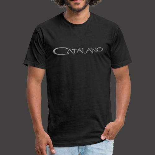 Catalano Fitted T-Shirt  - Fitted Cotton/Poly T-Shirt by Next Level