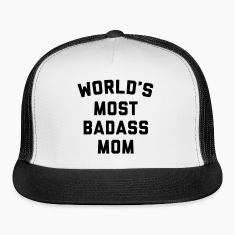 Badass Mom Funny Quote Sportswear