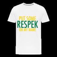 T-Shirts ~ Men's Premium T-Shirt ~ Article 104993043