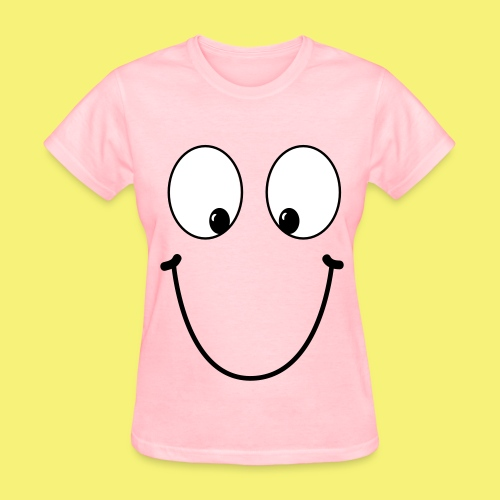 smilingshirt - Women's T-Shirt
