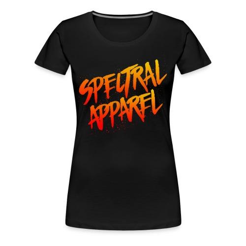 Womens Spectral Fade By Doug - Women's Premium T-Shirt