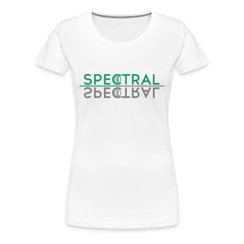 Womens Spectral Reflection By Doug - Women's Premium T-Shirt