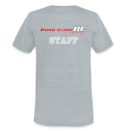 ImmersionRC Staff TShirt - Unisex Tri-Blend T-Shirt