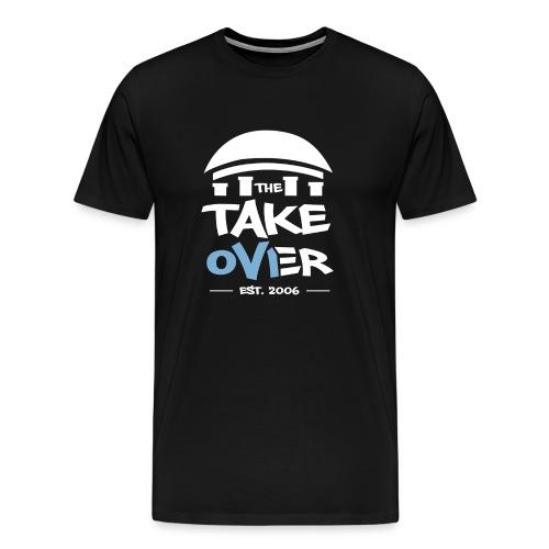 The Takeover (no back design) - Men's Premium T-Shirt