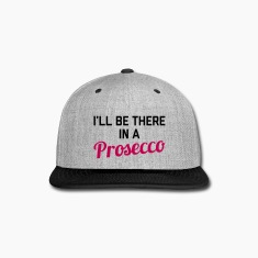 In A Prosecco Funny Quote Sportswear