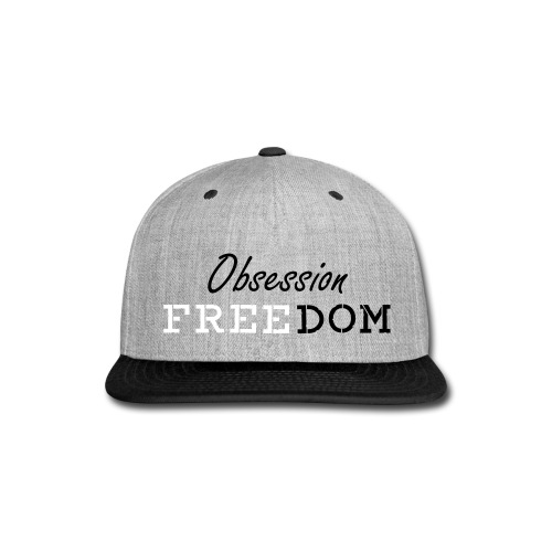 Obsession Freedom Hat - Snap-back Baseball Cap