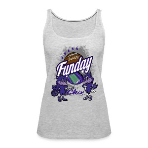 Sunday Funday Tank - Women's Premium Tank Top