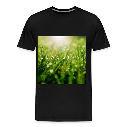 Hipster Graphic T - Men's Premium T-Shirt