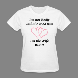 Women's I'm the Wife T-Shirt - Women's T-Shirt
