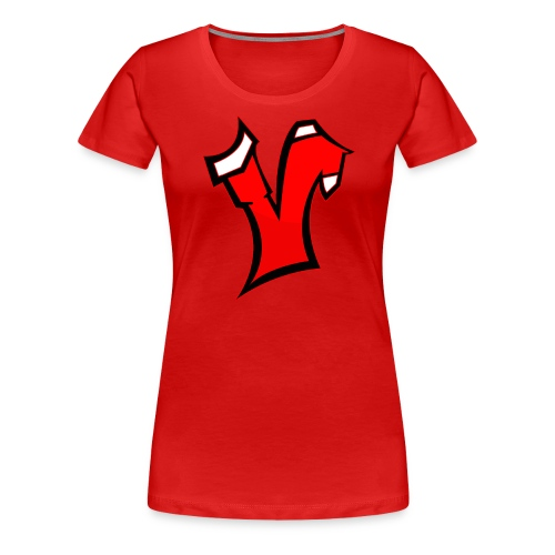 Vertesa: Womans T Shirt  - Women's Premium T-Shirt