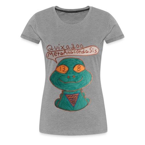 Quixazoo25 Yin - Women's Premium T-Shirt