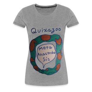 Quixazoo23 Yin - Women's Premium T-Shirt