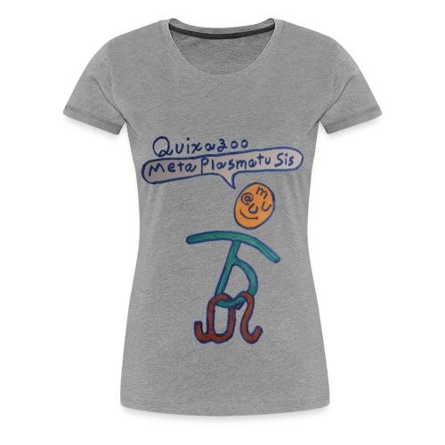 Quixazoo14 Yin - Women's Premium T-Shirt