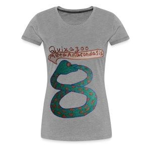 Quixazoo24 Yin - Women's Premium T-Shirt