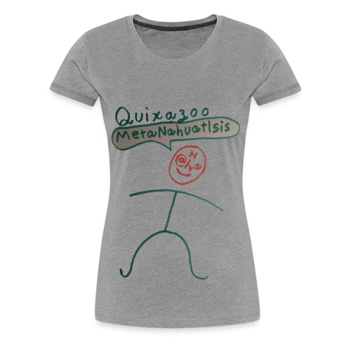 Quixazoo21 Yin - Women's Premium T-Shirt