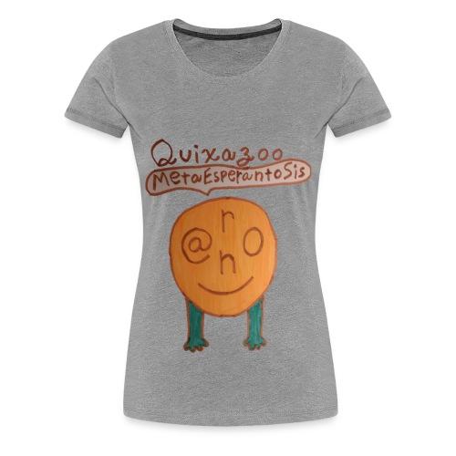 Quixazoo19 Yin - Women's Premium T-Shirt