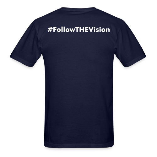 Vision Launch T-Shirt - MENS  - Men's T-Shirt