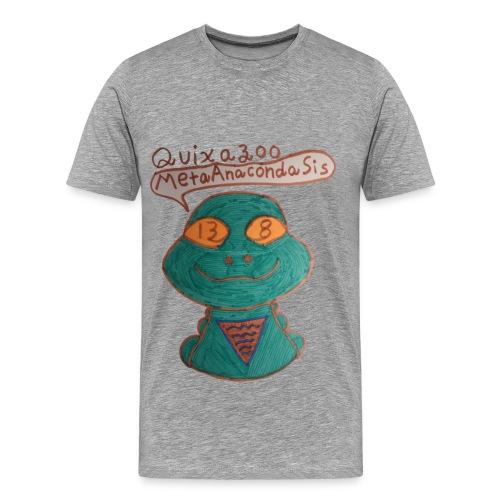 Quixazoo25 Yang - Men's Premium T-Shirt