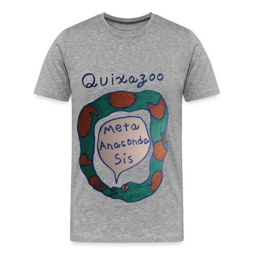 Quixazoo23 Yang - Men's Premium T-Shirt