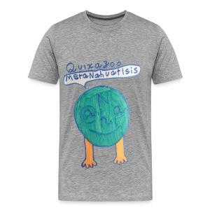 Quixazoo22 Yang - Men's Premium T-Shirt
