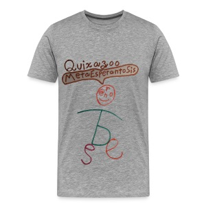 Quixazoo18 Yang - Men's Premium T-Shirt