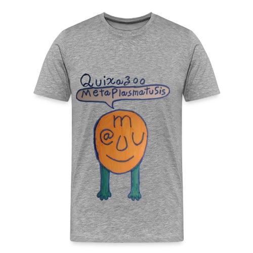 Quixazoo16 Yang - Men's Premium T-Shirt