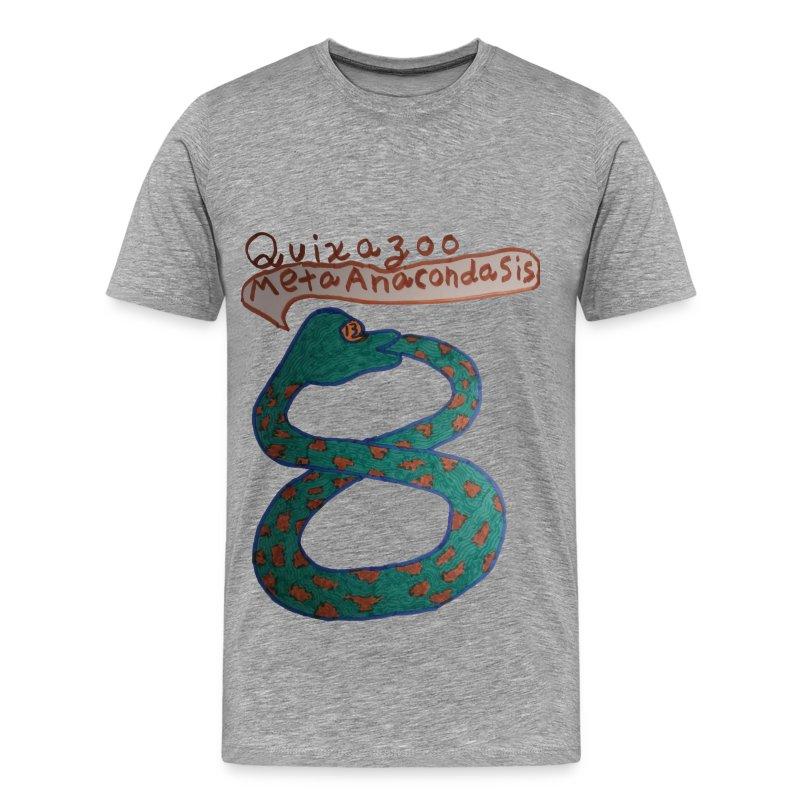 Quixazoo24 Yang - Men's Premium T-Shirt