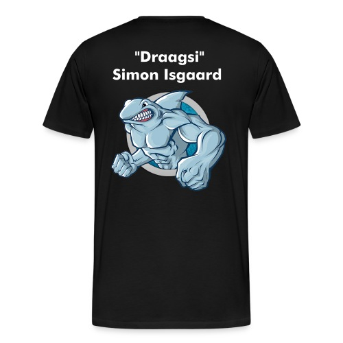 Draagsi - Men's Premium T-Shirt