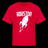 Kids' Shirts ~ Kids' T-Shirt ~ Houston Rockets Kids t-shirt