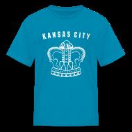 Kids' Shirts ~ Kids' T-Shirt ~ Kansas City Royals Kids t-shirt